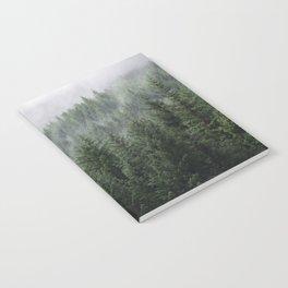 Fog Forest Notebook