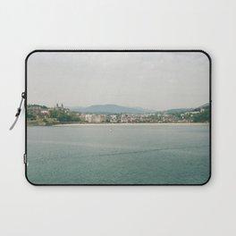 La Concha Beach, San Sebastian - Donostia-San, Spain III Laptop Sleeve