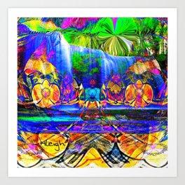 Water Protectors Art Print