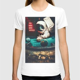 WARNED T-shirt