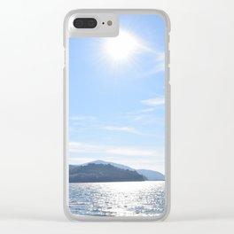 riflessi Clear iPhone Case