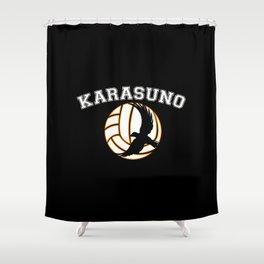 Karasuno Shower Curtain