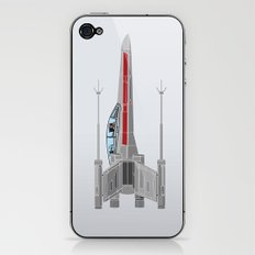 Red Leader to Goose, It's A TRAP! iPhone & iPod Skin