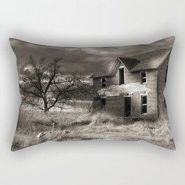 Dead House of Garber Rectangular Pillow