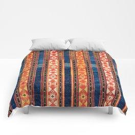 Shahsavan Moghan Caucasian Striped Rug Comforters