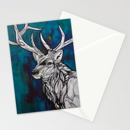 Buck Stationery Cards