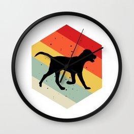 Labrador Puppy design For Dog Lovers Cute Dog Wall Clock