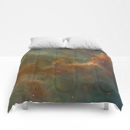 Carina Nebula Details -  Great Clouds Comforters