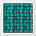 Emerald circles by marilenaxiari