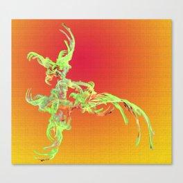 Creature of the Fantasy Canvas Print