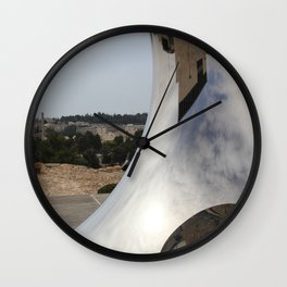 Anish Kapoor's sculpture, Israel Museum, Jerusalem Wall Clock