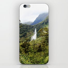 Waterfall in the Wild iPhone Skin