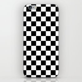 Checkered Flag iPhone Skin