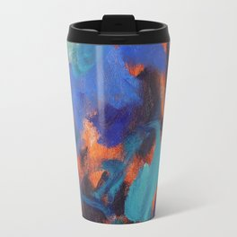Sea Fire Travel Mug