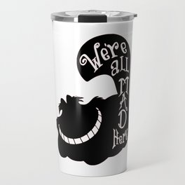 Alice Cheshire Cat Travel Mug