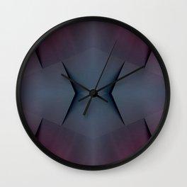 CONCRETE SYMMETRY 5.5. Wall Clock