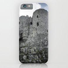 Faded Memories: Harlech Castle iPhone 6s Slim Case