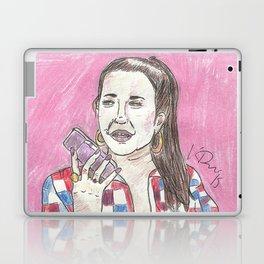 Nancy Jo... This Is Alexis Neiers Calling Laptop & iPad Skin