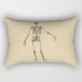 Skeleton Rectangular Pillow