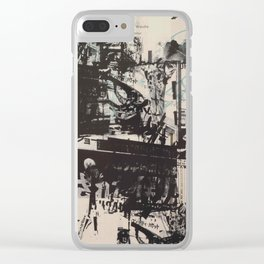 Watson Clear iPhone Case