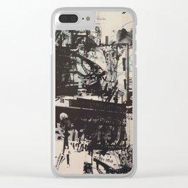 Watson Clear iPhone Case