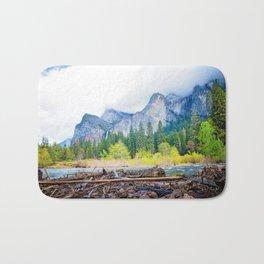 Yosemite Mood Bath Mat
