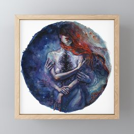 Tamaryn Framed Mini Art Print