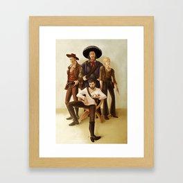Indio & co. Framed Art Print