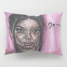 Portrait of Kendall, Coombes Pillow Sham