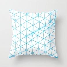 Crumpled Throw Pillow