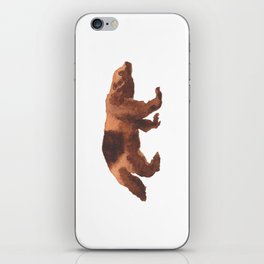 Les Animaux: Wolverine(s) iPhone Skin