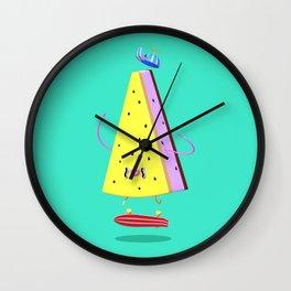 Lords of Foodtown II Wall Clock