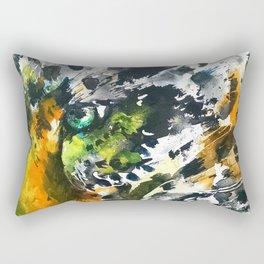 Eye of the Leopard Rectangular Pillow