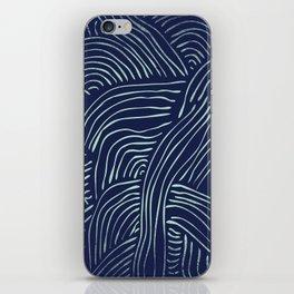 Foam iPhone Skin