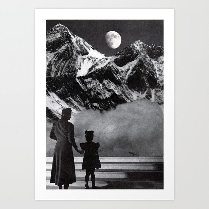 Entdecke jetzt das Motiv HOLY MOUNTAIN von Beth Hoeckel als Poster bei TOPPOSTER