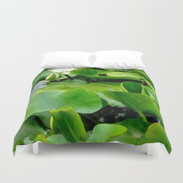 Waterlily #2 Duvet Cover