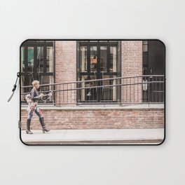 new york18 Laptop Sleeve