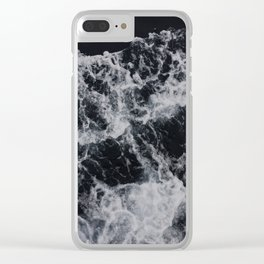 damn Clear iPhone Case