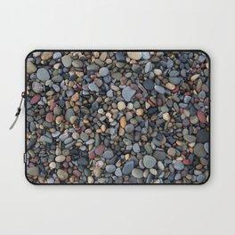 Small pebbles Laptop Sleeve