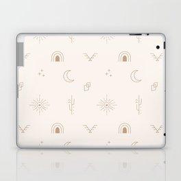 Bohemian Desert Neutrals Laptop & iPad Skin