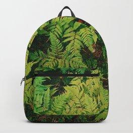 Fern Landscape Backpack