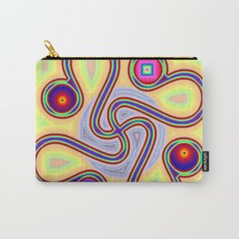 Winding colors Carry-All Pouch