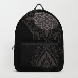 Satyr Grey version Mandala Backpack