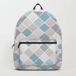 Coastal Color Block Backpack
