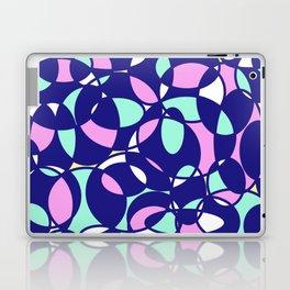 vaguely mod circles Laptop & iPad Skin