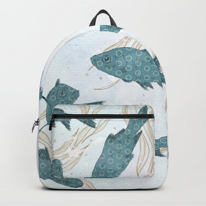Bluefish Backpack