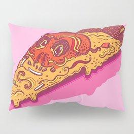 Monsieur Pizza Slice Pillow Sham