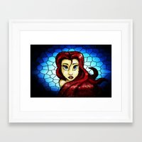 ariel Framed Art Prints featuring Ariel.... by Emiliano Morciano (Ateyo)