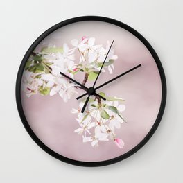 Spring - Study 3 Wall Clock