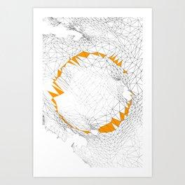 M_ Art Print
